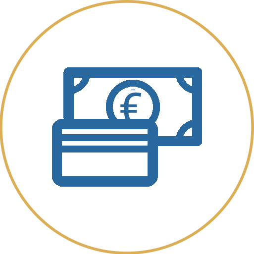We are 100% transparent about fees and any other costs or payments.