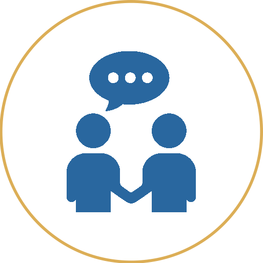 We communicate with our clients in a clear and straightforward way that will allow them to make informed and fact-based decisions.